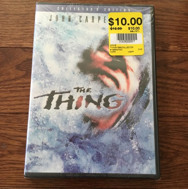 The Thing : BRAND NEW
