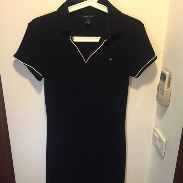 Tommy 經典long polo