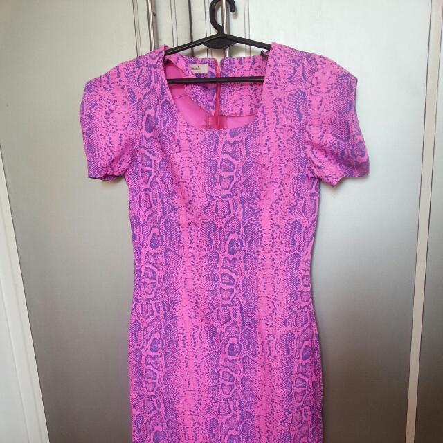 Vitamin Dress