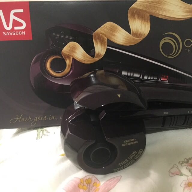 VSP2667A Curl Secret