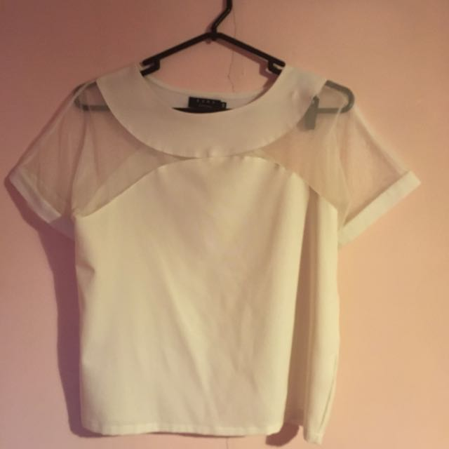 White Top From Zalora
