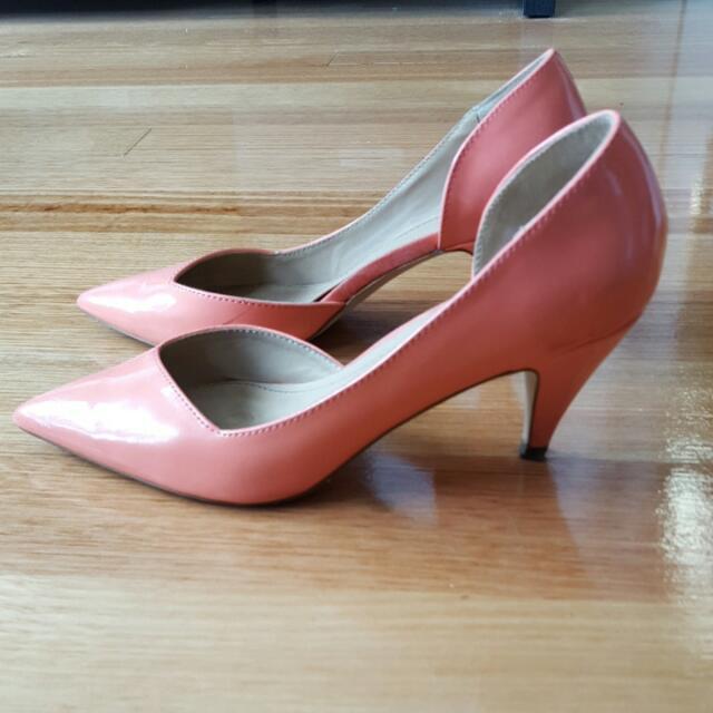 Zara Heels 2.5 Inches