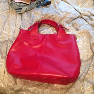 Pink Tote Purse