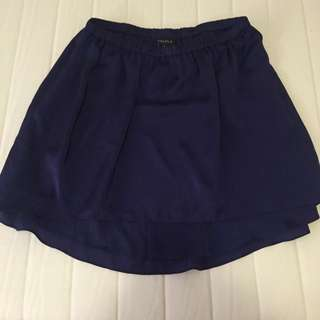 Aritzia Purple/Indigo Skirt