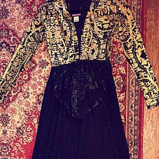 Body Suit Dress