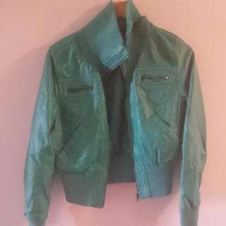 Seductions Leather Jacket