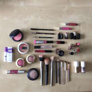 Assorted Brand Name Makeup Lot