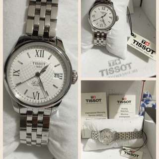 100% Authentic Tissot Automatic Ladies Watch