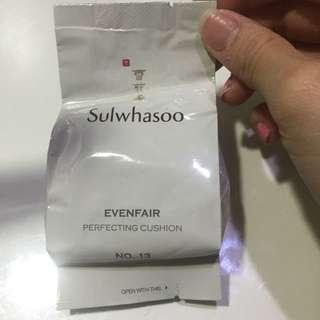 雪花秀 氣墊粉餅✨補充包❤️