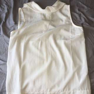Vero Moda From Winners High Cut Blouse