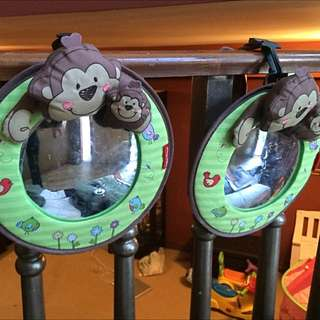 Fisher price Backseat Mirrors For Babies