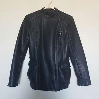 Fall/winter Leather Jacket