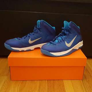 Nike HYPERQUICKNESS GS Basketball Shoes