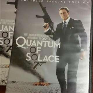 007 量子危機 QUANTUM OF SOLACE DVD
