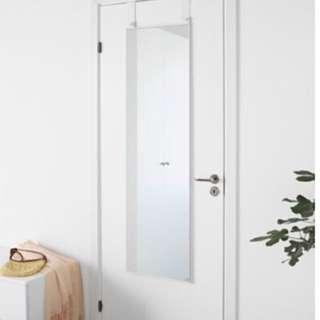 GARNES IKEA Over The Door Mirror For Sale