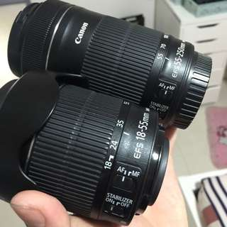 Canon Lens Kit 18-55 Mm