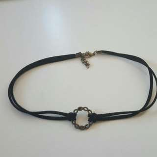 NEW RING CHOKER