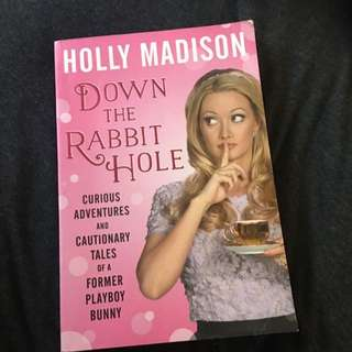 Holly Madison Book
