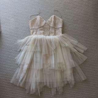 Jessica Mauboy For Kuku Party Dress
