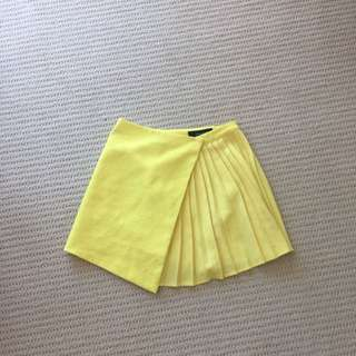 Zeitgeist Size 6 Skirt