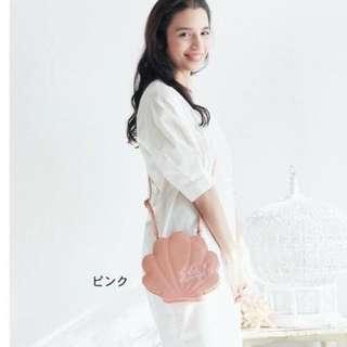 小魚仙系列  側揹袋 2色
