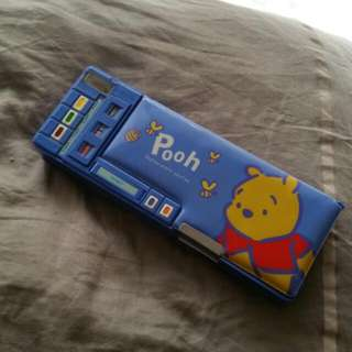Winnie The Pooh Multitool Pencil Case