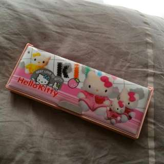 Hello Kitty Rectangular Pencil Case