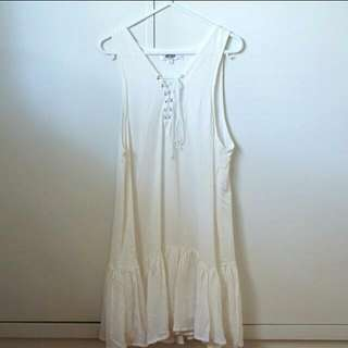 Reduced White Dress From ANA!