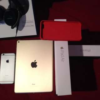 iPad Air 2 Rose Gold 64 Gb