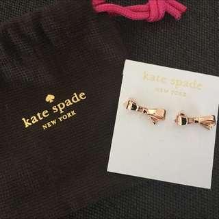 NEW Kate Spade Rose Gold Earrings