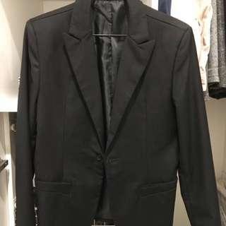 Unisex Black Jacket
