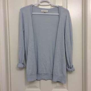 F21 | Pastel Blue Cardigan