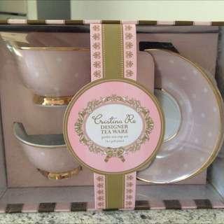 Petite Tea Cup Set
