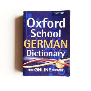 Oxford's German Dictionary