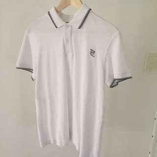 McQ Alexander Mcqueen - Logo cotton-piqué polo shirt