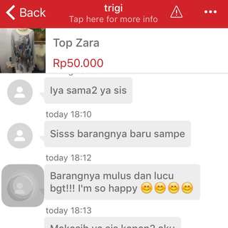 Trusted Seller! Happy Shopping Dear😊🙏
