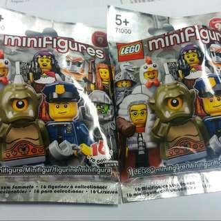 Lego Heroic Knight
