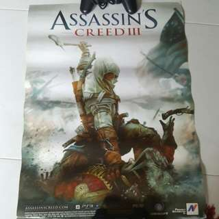 Assassin's Creed 3 Poster