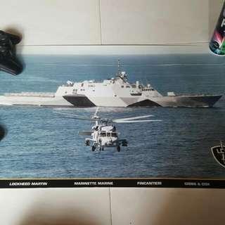 U.S Navy Poster