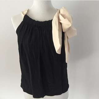 COUNTRY ROAD silk top