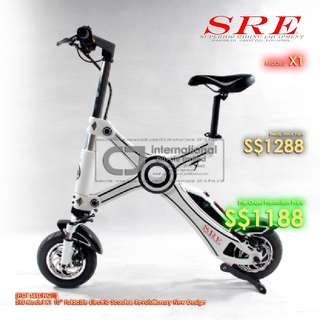 SRE X1 E-Scooter. Hot Selling!