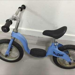 "kazam kids balance bicycle 12"""