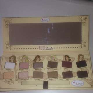 The Balm, Nude Tude Pallet
