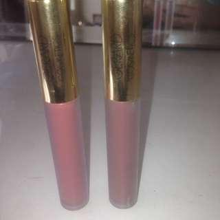 Gerard Cosmetics Matte Lipsticks