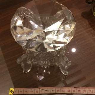 晶透玻璃水鑽