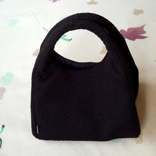 Mphosis small quilted tote bag