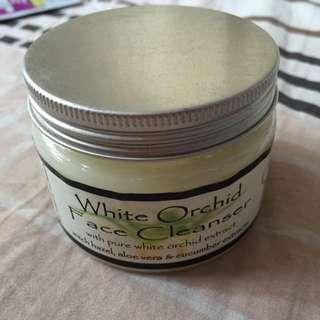 Lemongrass House White Orchid Face Cleanser