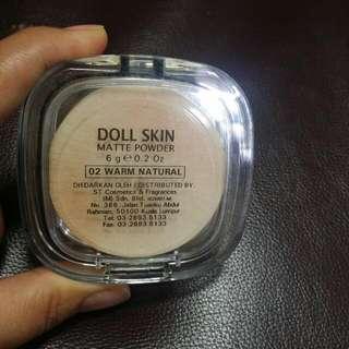Sendayu Tinggi Doll Skin Compact Powder