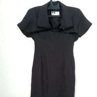 Black Dress - Nuna Indonesian Designer