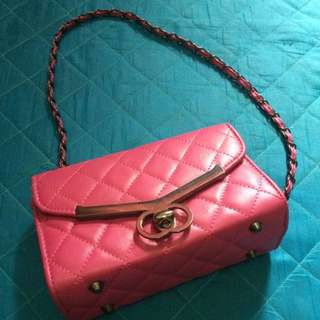 Pink SlingBag!